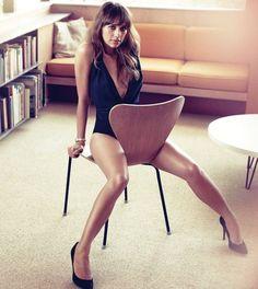 Stud bangs sexy latina juliette