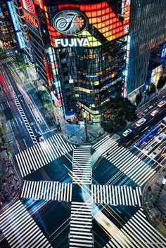 #japan #tokyo #ginza #東京夜間写真部