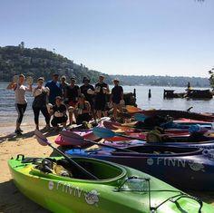 Kayak and Boxing Group