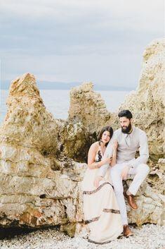 Pre-wedding photoshooting (Giannis & Ioanna) #preweddingphotography #engagementphotosession #couplephotosession #love #adventurouscouple #stylishcouple #styledshooting #bohostyle #fineartphotography #shesaidyes