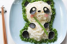 Creative Japanese dishes(23 fotos)