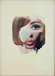 Titel: Study for a Fashion Plate Artiest: Richard Hamilton Jaar: 1969