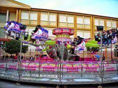 El Informal Segorbino: La Feria de la Purísima empieza a instalarse