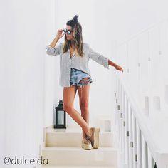 Camisa + Jeans