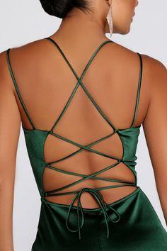 Deb Dresses, Grad Dresses, Ball Dresses, Dance Dresses, Satin Dresses, Cute Dresses, Ball Gowns, Green Homecoming Dresses, Flapper Dresses