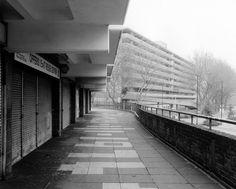 London, Heygate Estate by suburbanslice, via Flickr