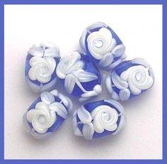 Love Lampwork beads