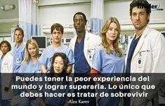 Grey's Anatomy, Cristina Yang, Greys Anatomy Frases, Mark Sloan, Lexie Grey, My Love, Netflix, Wattpad, Fandoms