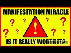 If you really want to achieve your dreams, then definitely take a look at Manifestation Miracle!