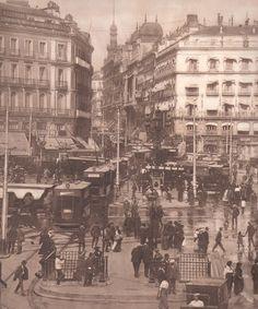 La Puerta del Sol, 1916