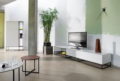 Modern Tv, Dining Table, Interior Design, Furniture, Home Decor, Dutch, Van, Audio, De Stijl