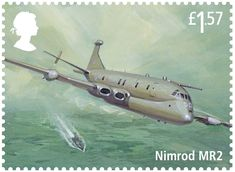 The Royal Mail has issued ten special stamps to mark the centenary of the Royal Air Force. Key aircraft from the RAF's history are…