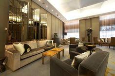 Không thể cưỡng lại sức hấp dẫn từ thiết kế nội thất khách sạn