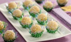 Beijinho de milho verde