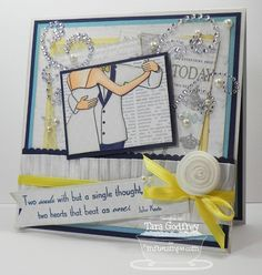 I made this card for the MFTWSC77 with the gorgeous MFT Who's that Girl, May I have this Dance? stamp set and the Rolled Flower Die-namics.