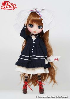 July 2012 Pullip release. Probability I will buy this: high