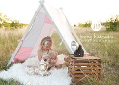 Etsy~~Photography Props KidsTent Frame and Patchwork by NewbornPhotoProp, $130.00