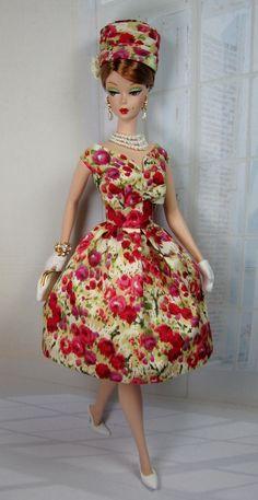 silkstone barbie clothes - Google Search
