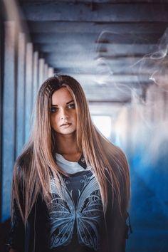 Ангелина Коваль / портрет, обработка
