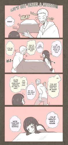 Naruhina: Valentine's Day Special Pg2 Source: ナルトとヒナタのバレンタインデー!by ...