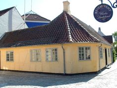 Hans Christian Anderson's House, Odense