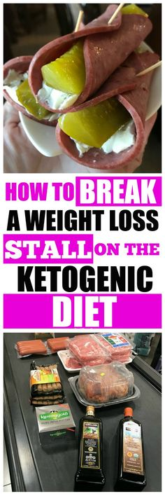 How to Break a Weight Loss Stall on the Ketogenic Diet