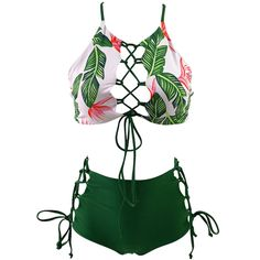 Melyssa - High Waist Bikini Tight Swimsuit, Bikini Set, Bikini Tops, Womens High Waisted Bikini, Plus Dresses, Swimsuits, Swimwear, Tankini, Bathing Suits