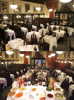 Ecco Restaurant In Lower Manhattan One Of My Favorite Italian Restaurants
