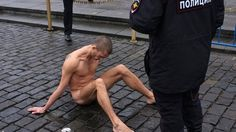 Russian artist Pyotr Pavlensky's nailing of his scrotum to Red Square isn't as unique as you might think: artists have shot, burned, disfigured, and eaten themselves