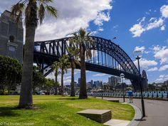 Dawes Point and the Sydney Harbour Bridge - 48 Hours in Sydney: The Perfect Weekend Getaway - The Trusted Traveller