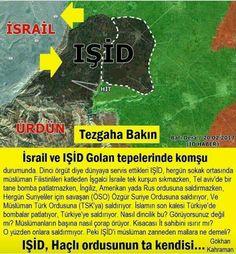 #israil #ışid #suriye #yahudi #hristiyan #siyonist #haber #sondakika #gündem