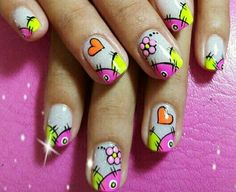 Trendy fails art tutorial for kids 43 Ideas Shellac Nail Designs, Shellac Nails, Toe Nail Designs, Toe Nails, Nail Art For Girls, Nails For Kids, Easter Nails, Nail Decals, Nail Decorations