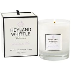 "Heyland & Whittle candles - fav one ""christmas scent"""