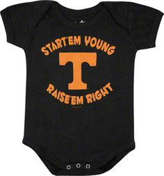 Tennessee Volunteers Newborn. Need this for Patrick. ;) @MandyMoore