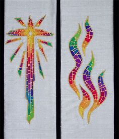 Yvonne Bell Christian Art and Church Vestments - New Stoles