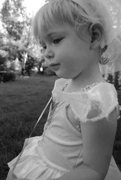 Dressing up in black & white