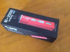 Dry Herb Vaporizer E-ZEE VAPE BY RAD. Temp range 200f to 400f