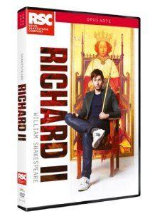 Shakespeare: Richard II: David Tennant
