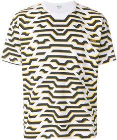 Kenzo The Memento Collection tiger stripe print T-shirt