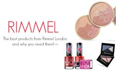Best Rimmel Products - Hairspray and Highheels