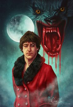 Beware the moon lads. An American Werewolf in London
