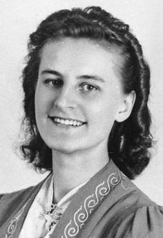 Liselotte Meier, one of the thousands of Nazi women who were complicit in the crimes of the Third Reich