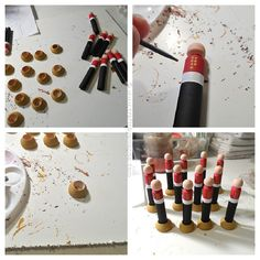 Clothespin Christmas Soldiers (step photos) - CraftsbyAmanda.com ~ http://craftsbyamanda.com/2012/12/clothespin-christmas-soldiers.html