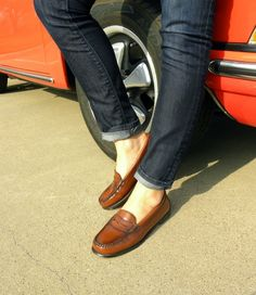 Love these loafers