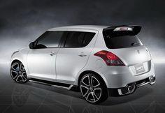 Suzuki Swift Sport - Back Side