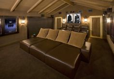 love these to watch movies in the basement...