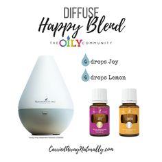Happy Diffuser Blend