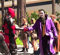 Anthony Misiano Dc Cosplay, Joker Cosplay, Best Cosplay, Joker Film, Joker Art, Harley Quinn Drawing, Joker And Harley Quinn, Anthony Misiano, Purple Tuxedo