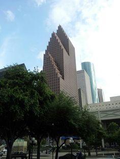 Houston, Texas Downtown