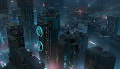 ArtStation - Project Retrogress, Red Hong